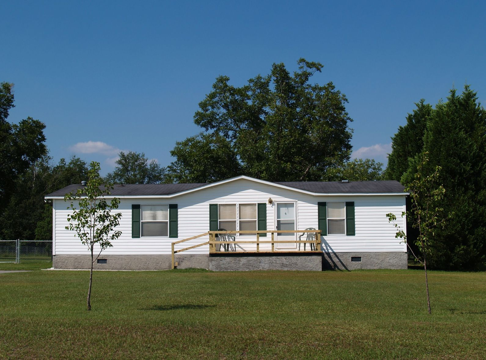 Hutchinson, KS.  Mobile Home Insurance